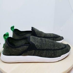 new Sanuk 10 43 Chiba Quest Knit slip on Sneaker